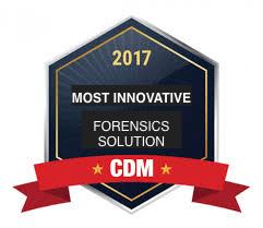Omnipeek élu solution la plus innovante pour l'analyse forensic réseau par Cyber Defese Magazine en 2017