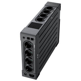 Prises électriques disponibles de l'onduleur Eaton-MGE Ellipse PRO 1200 FR
