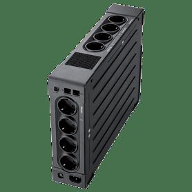 Prises électriques disponibles de l'onduleur Eaton-MGE Ellipse PRO 1600 FR