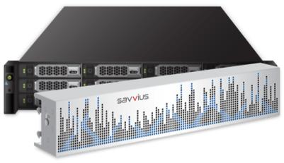 Omnipliance M200 conçu pour le diagnostic réseau et l'enregistrement du trafic des réseaux 1 Gigabit Ethernet